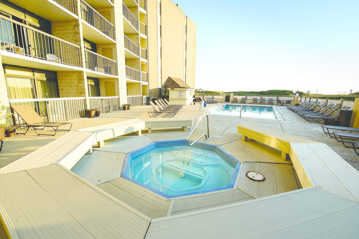 Hotel Guests Can Spend A Relaxing Day Along The Atlantic Ocean Fishing Kayaking Or Just Laying At Beach This Outer Banks Also Provides