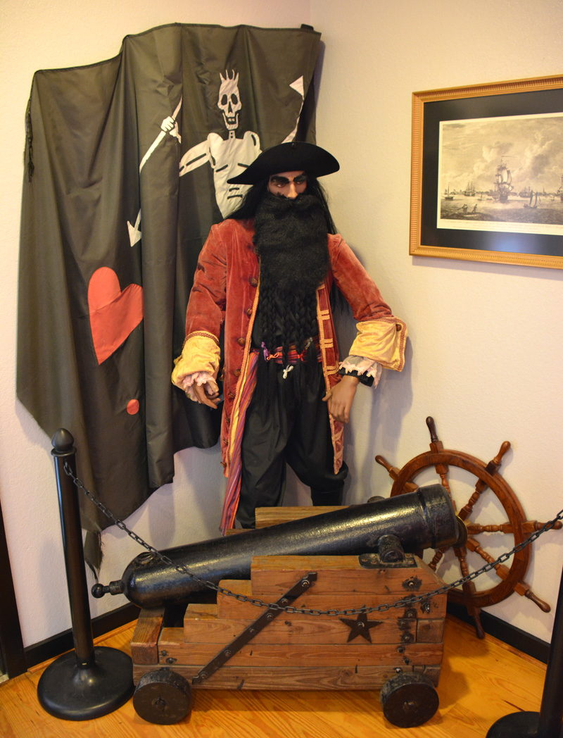 Outer Banks Museums OuterBankscom - Pirate museums in the us
