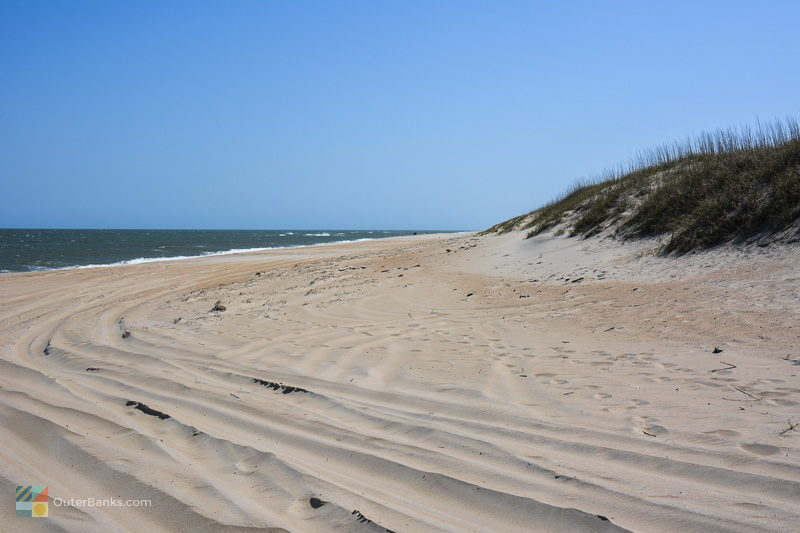 Cape Hatteras National Seashore 4x4 access in Buxton