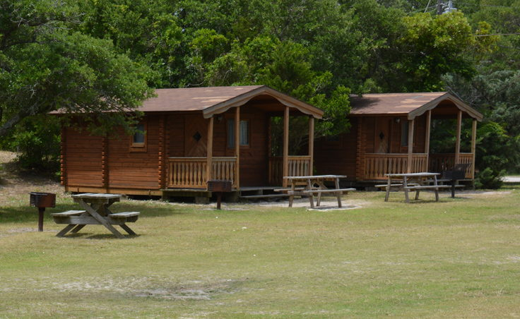 Cabins for rent in Frisco