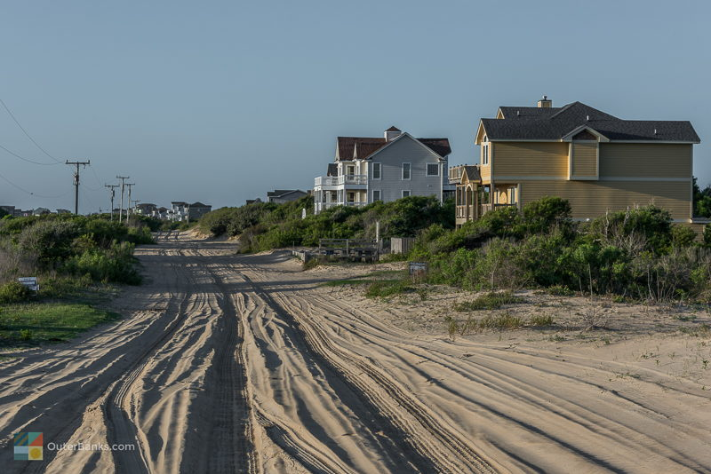 4x4 Beach Access To Carova S Neighborhoods