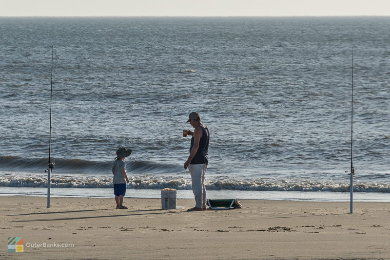 Outer banks beach guide for Surf fishing outer banks