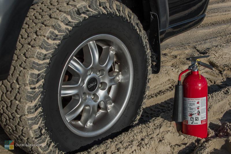 4x4 Beach Driving Kit - OuterBanks com