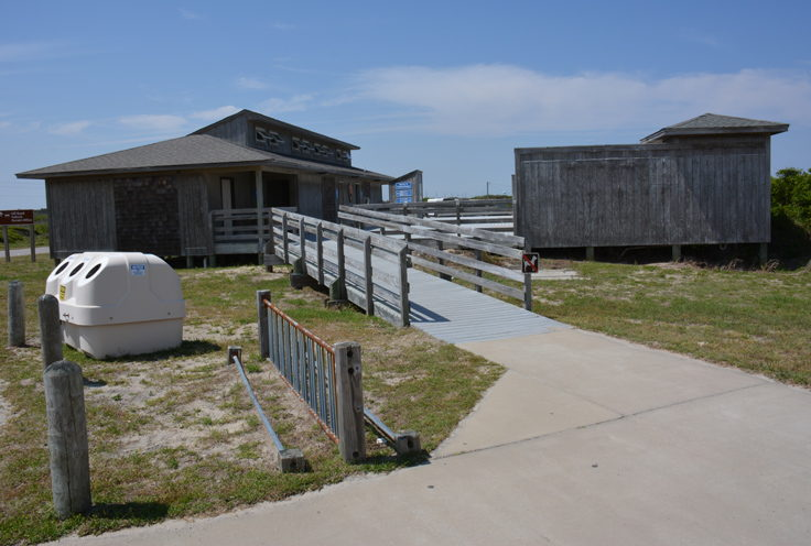 Coquina Beach Facilities