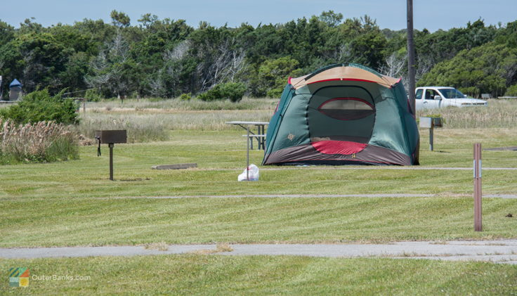 Cape Hatteras National Seashore Campground