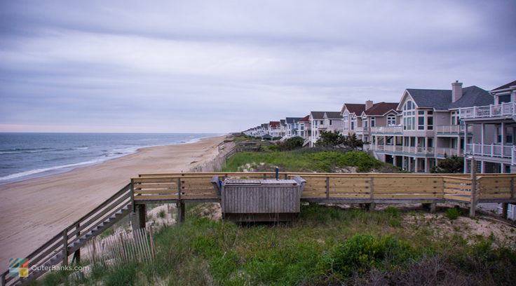Oceanfront Homes In Duck