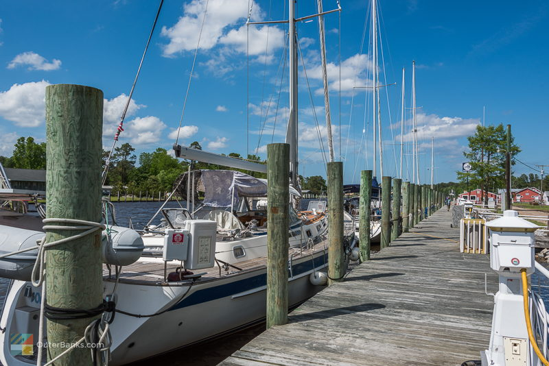 Intracoastal Waterway - OuterBanks com