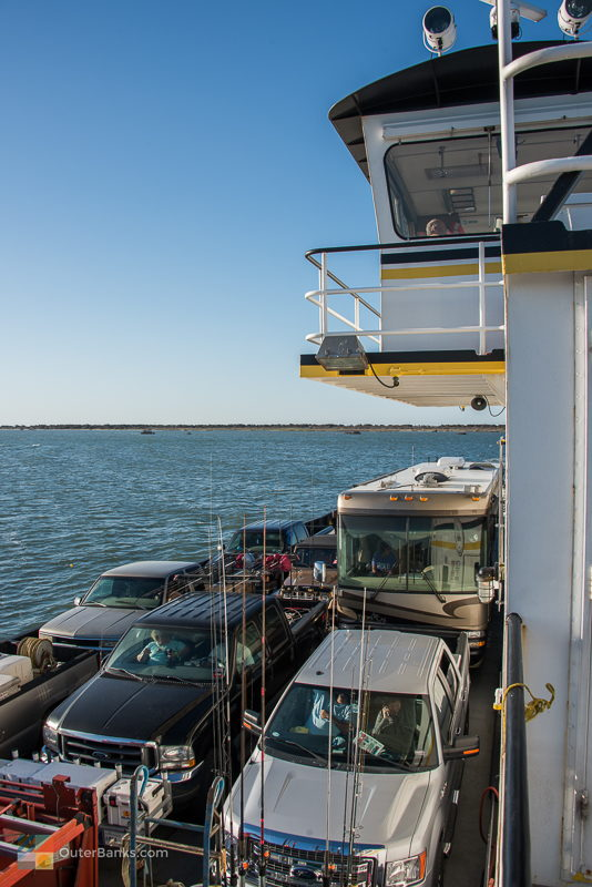 Outer Banks Ferry System - OuterBanks com