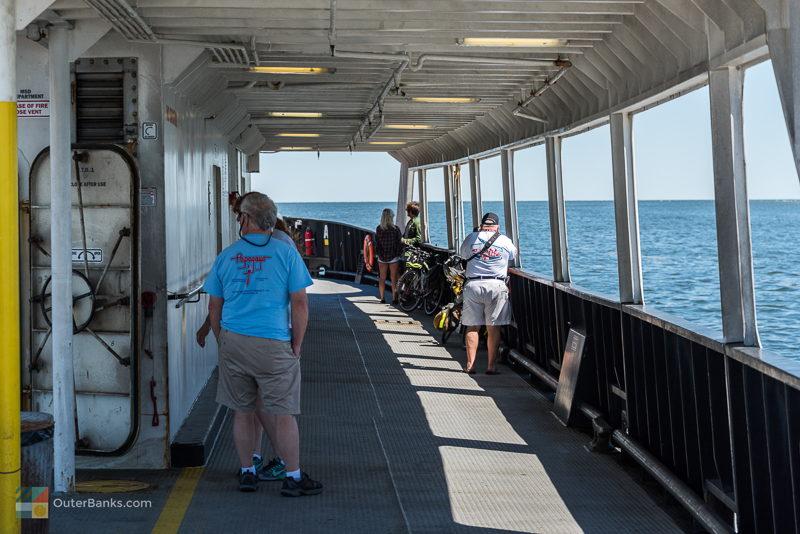Hatteras - Ocracoke Ferry - OuterBanks com