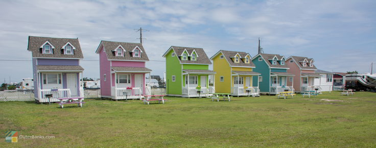 Cabin rentals in Hatteras Village