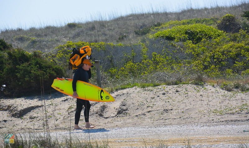 Watersports are a big part of the Hatteras lifestyle