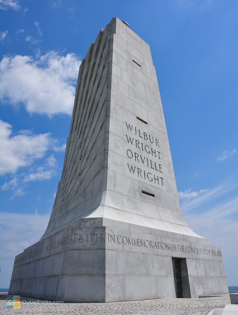 The Wright Brothers National Memorial Monument