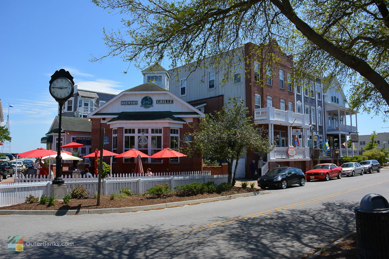 Downtown Manteo