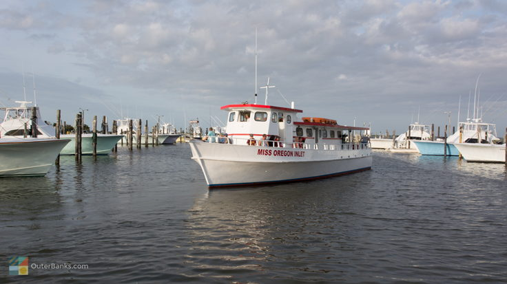 Miss Oregon Inlet Tours