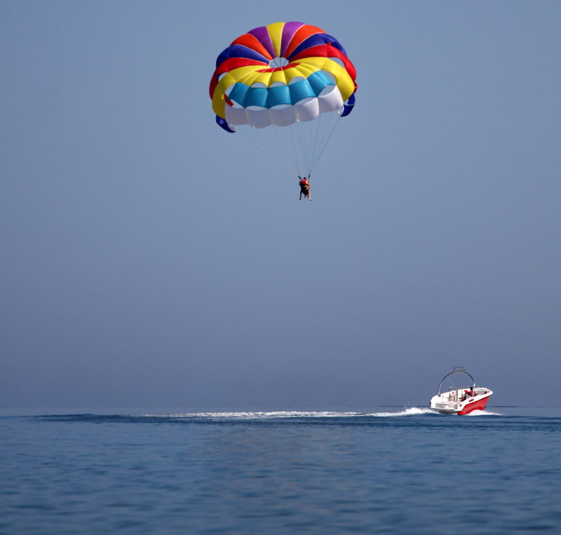 En Route A Professional Is On Hand To Offer Helpful Tips And Guidance What Do Once Propelled Mid Air Parasailing Patrons Will Have Two Options