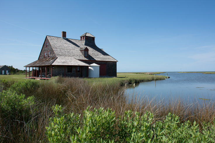 The Village at Portsmouth Island