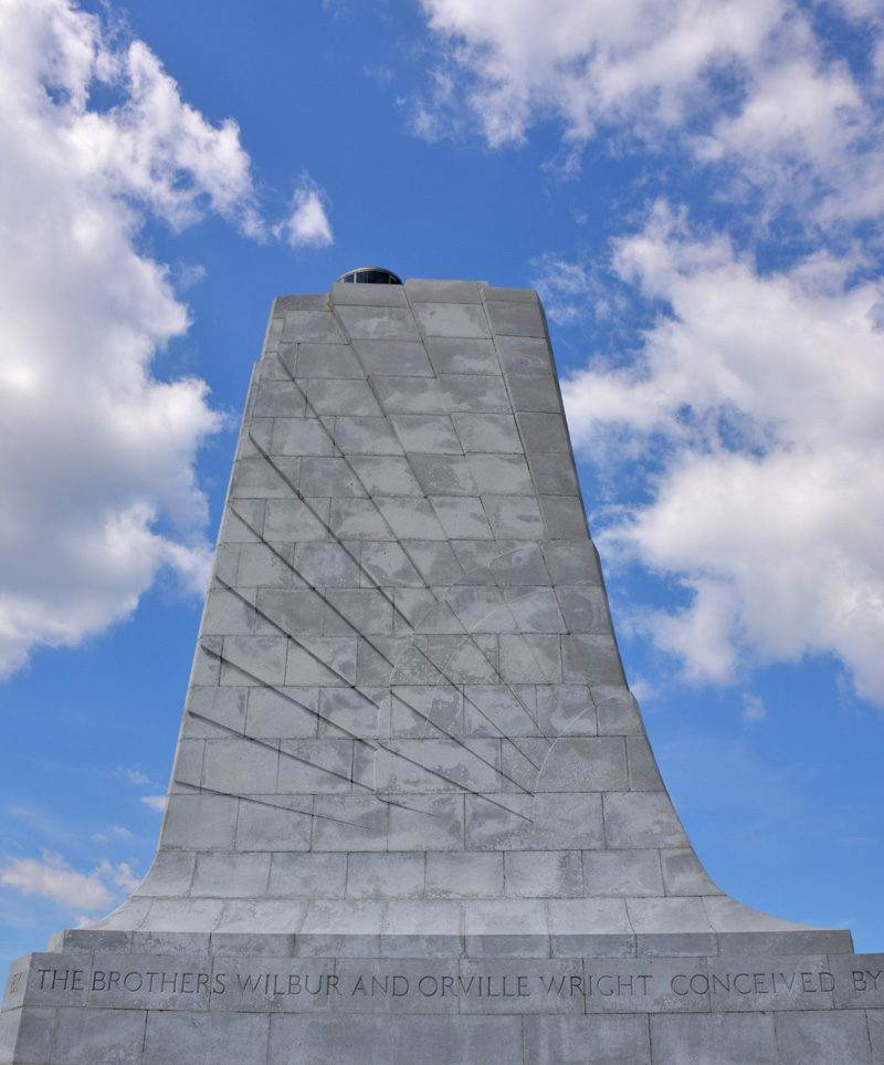 Wright Brothers National Memorial - OuterBanks.com