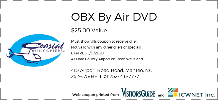 OBX By Air DVD