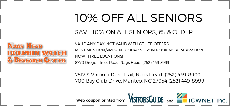 10% OFF ALL SENIORS