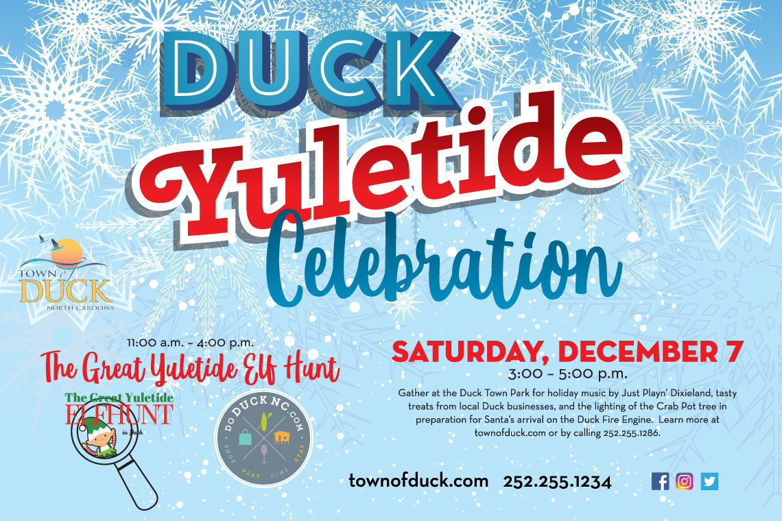 9th Annual Duck Yuletide Celebration
