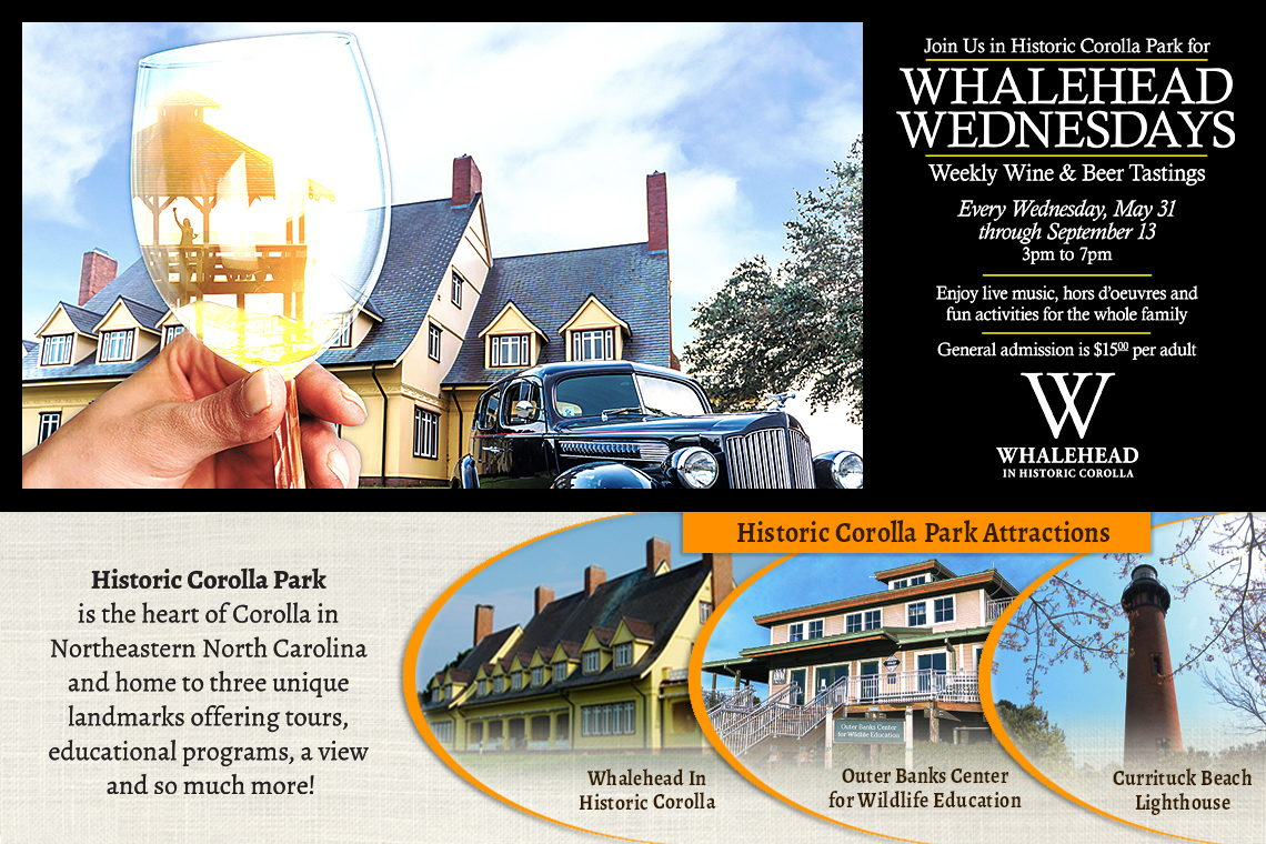 Whalehead Wednesdays