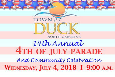 Town Of Duck 4th Of July Parade