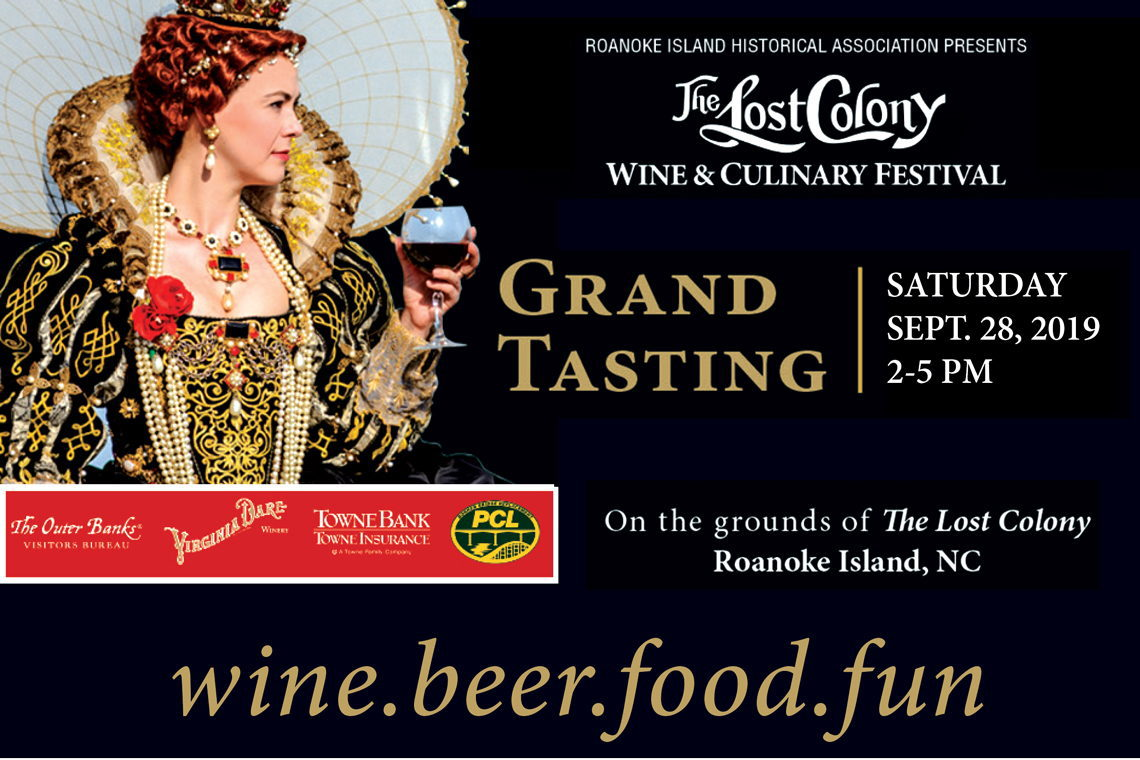 The Lost Colony Wine & Culinary Festival