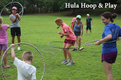Hula Hoop and Play