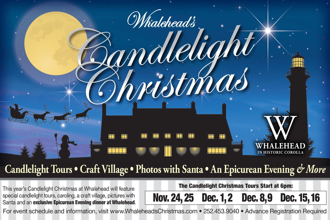 Whalehead's Candlelight Christmas
