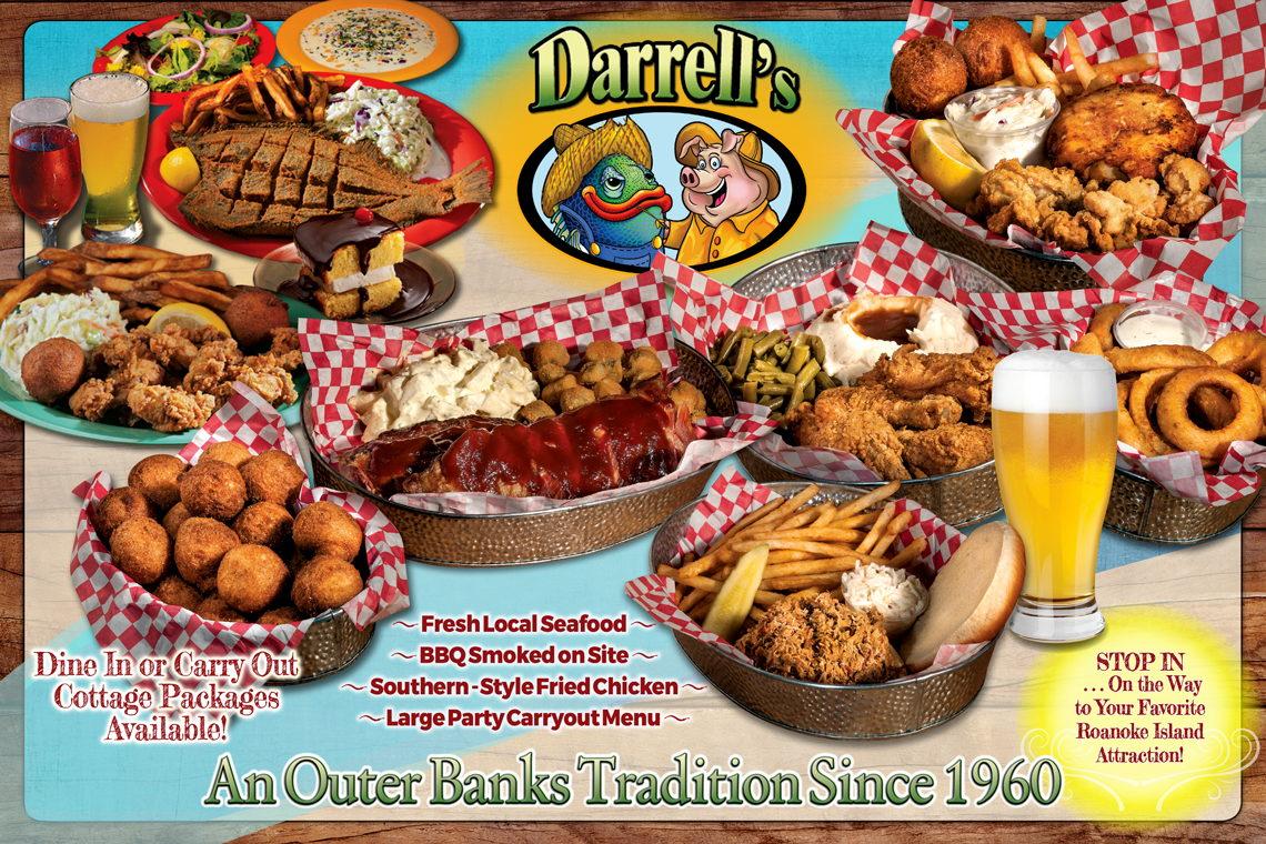 Darrell S 2 Restaurant Nags Head