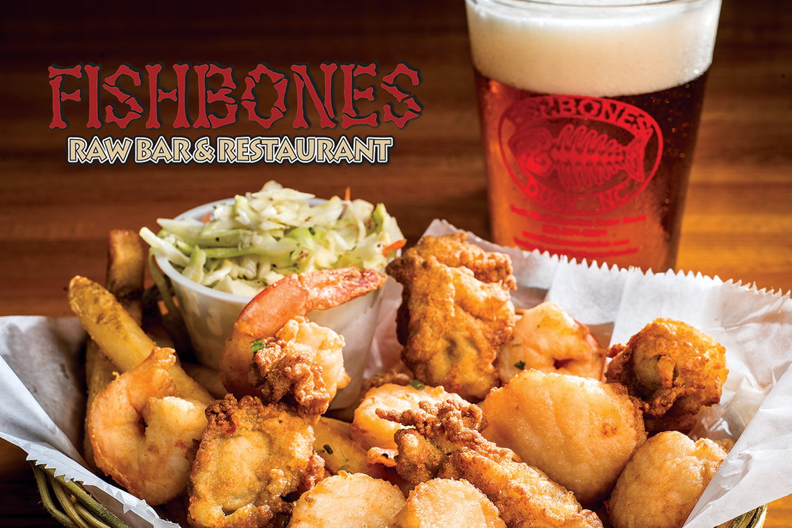 Fishbones Raw Bar & Restaurant