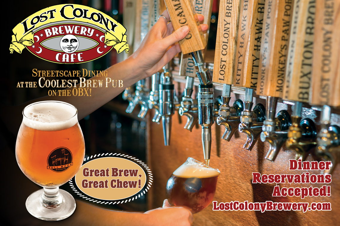 Lost Colony Brewery & Cafe