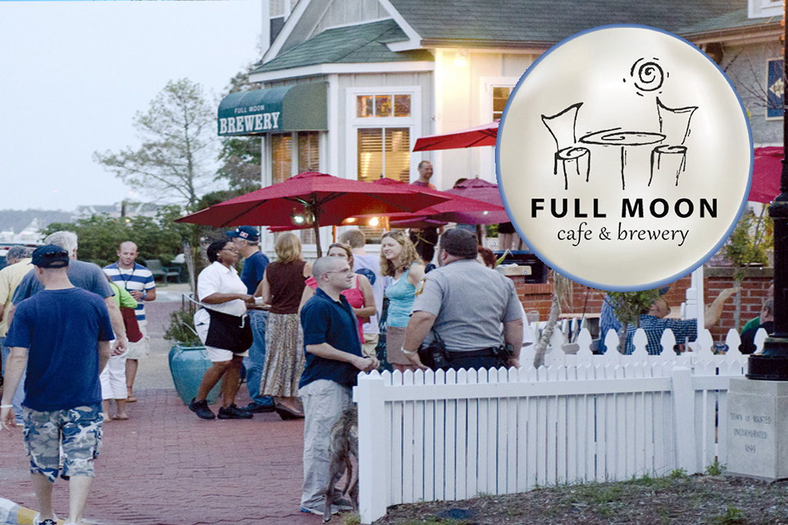 Full Moon Cafe and Brewery
