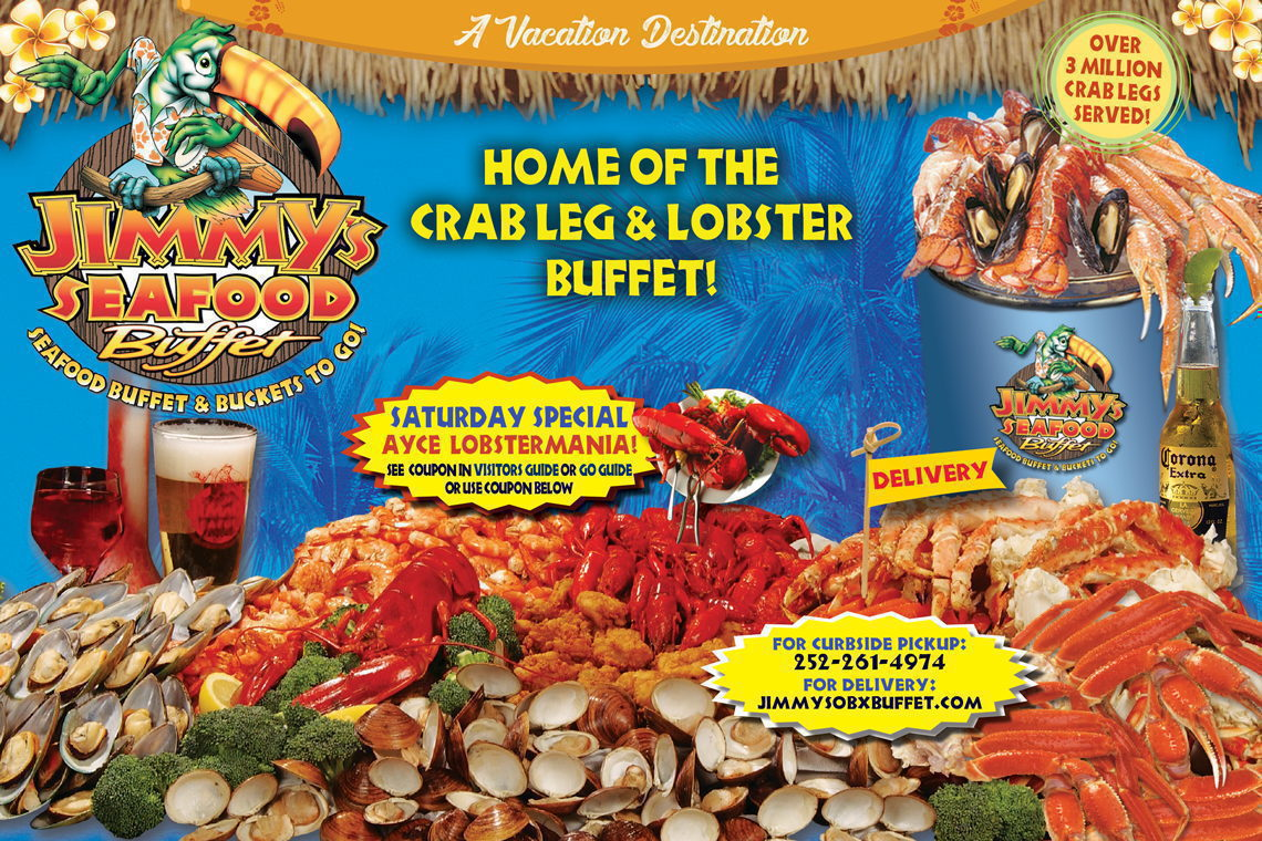 Jimmy's Seafood Buffet