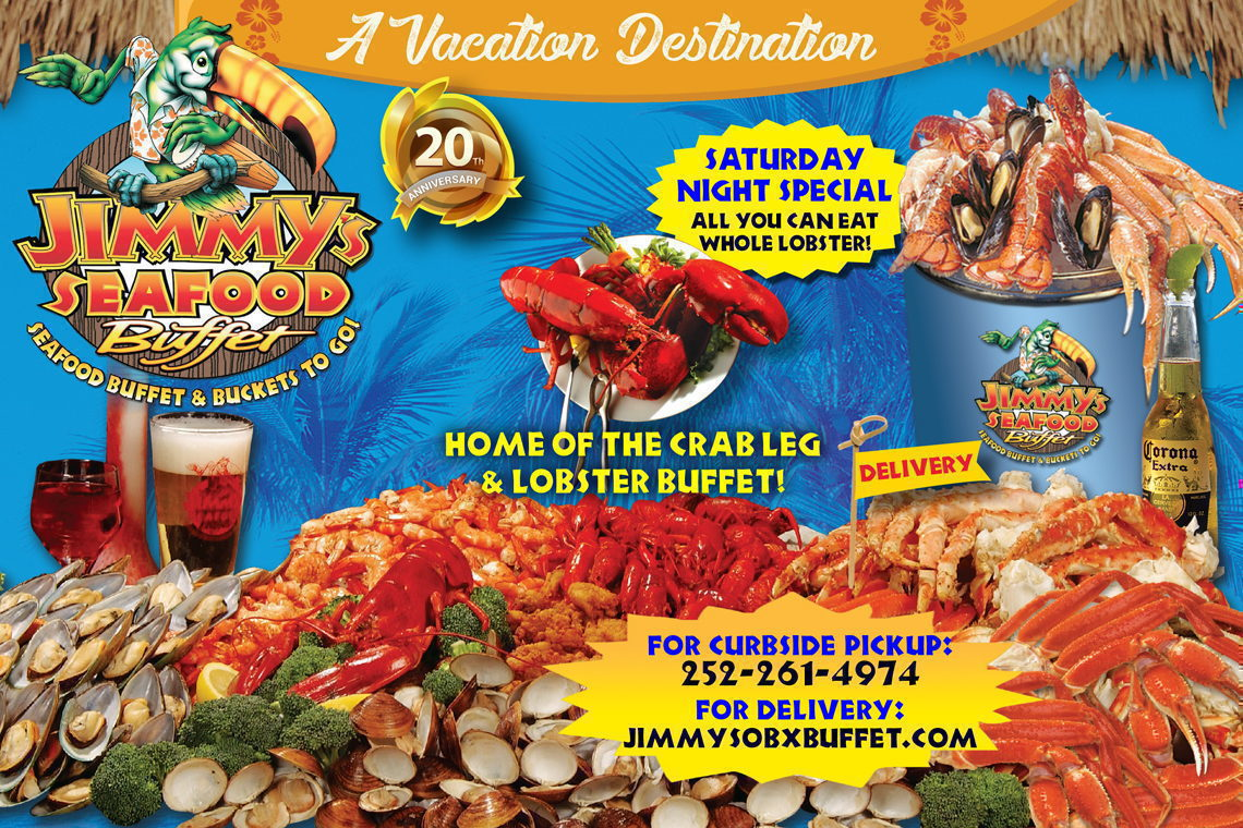 SATURDAY ALL YOU CAN EAT LOBSTER EVENT
