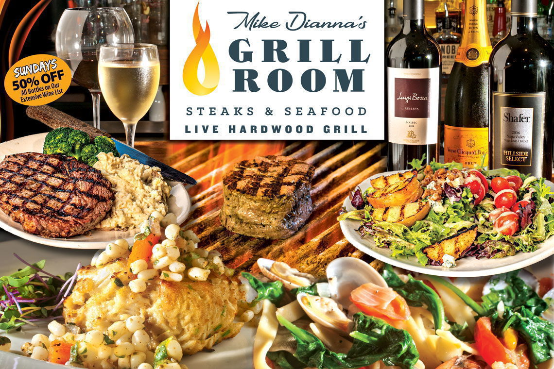 Mike Dianna's Grill Room