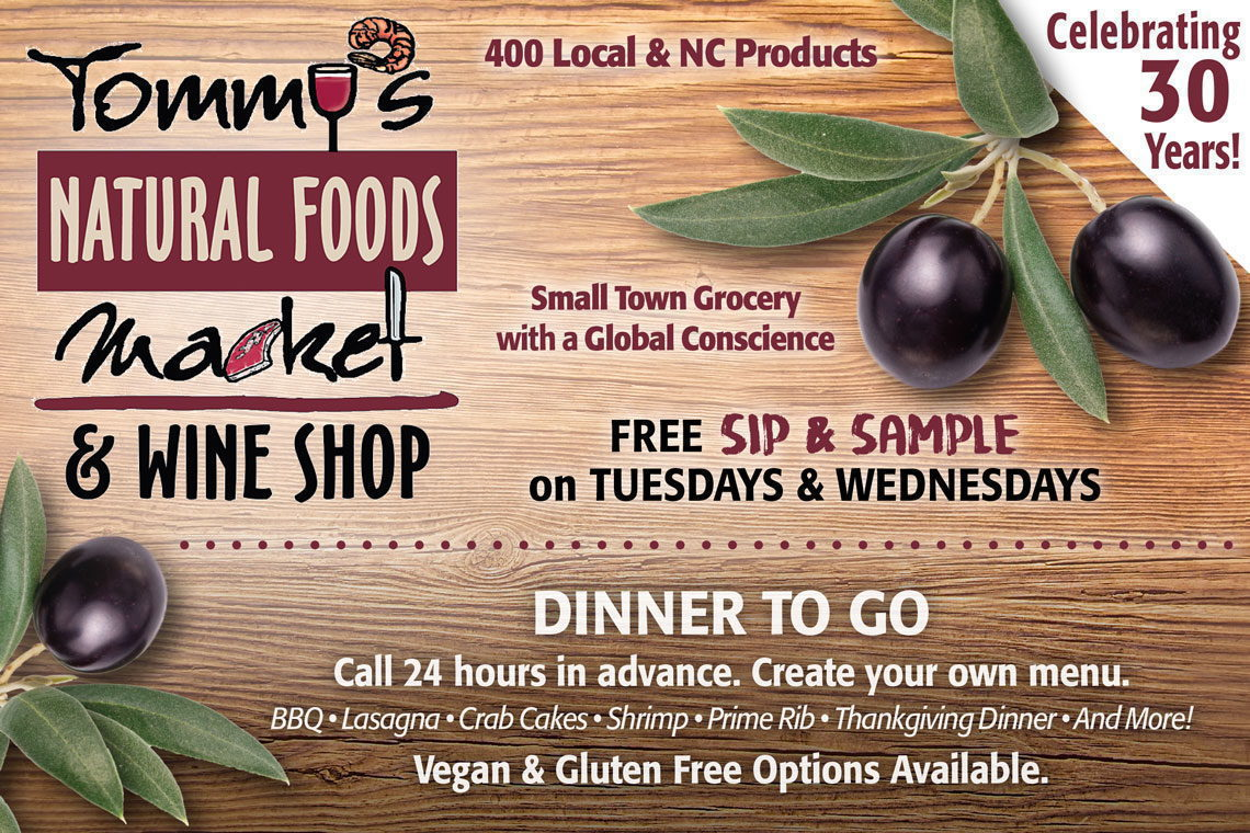 Tommy's Natural Foods Market and Wine Shop
