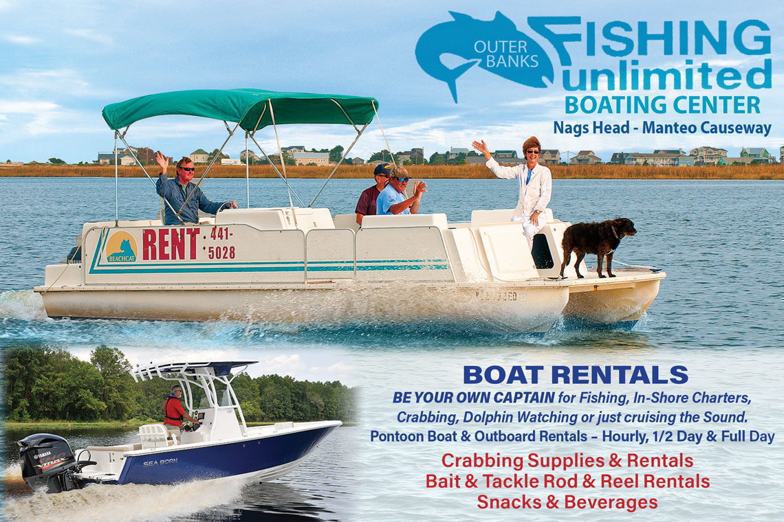 $10 OFF  PONTOON BOAT RENTAL