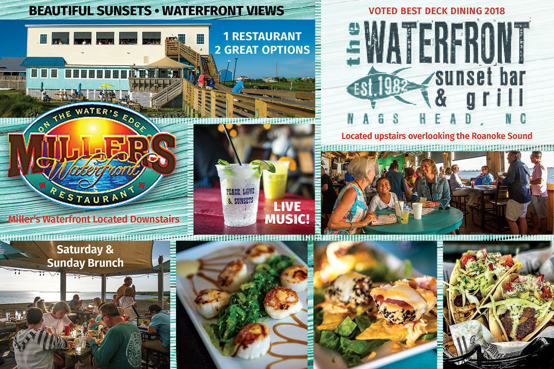 Miller's Waterfront Restaurant