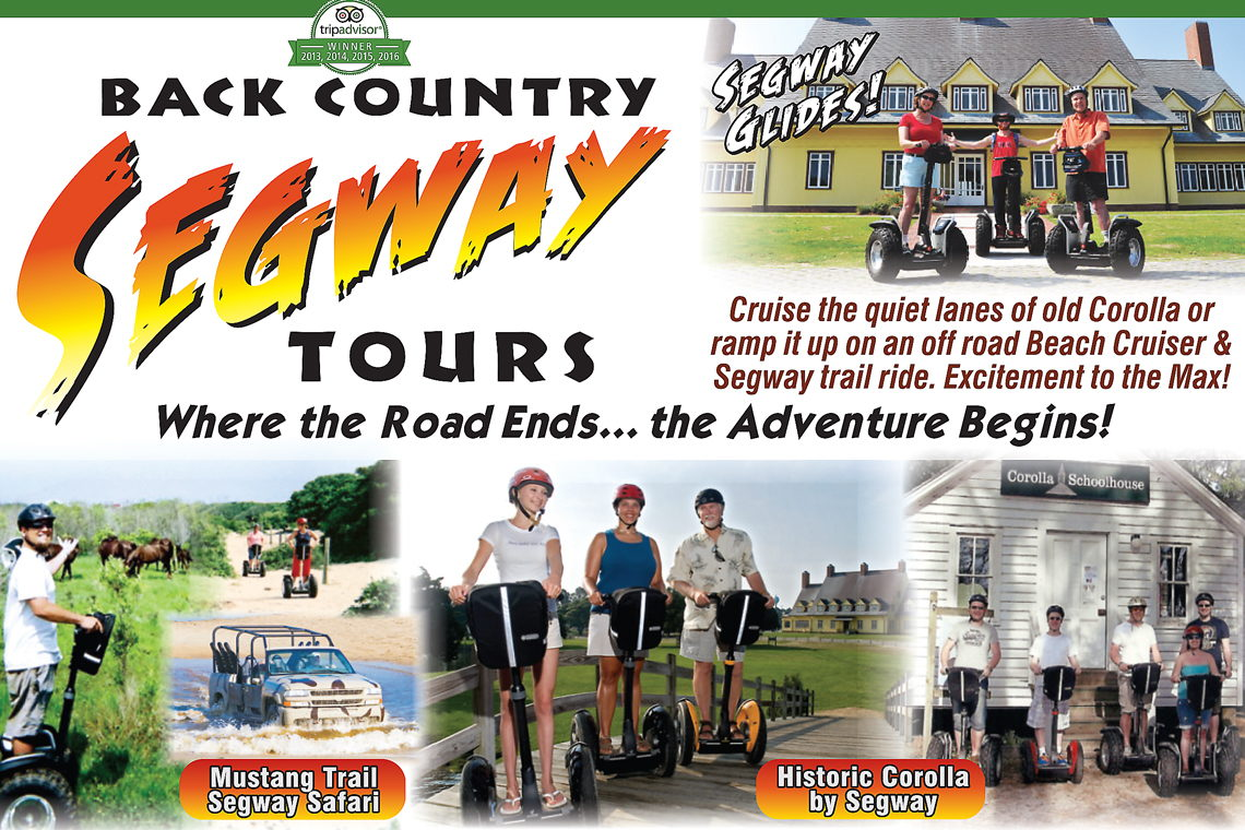 Back Country Safari Segway Tours