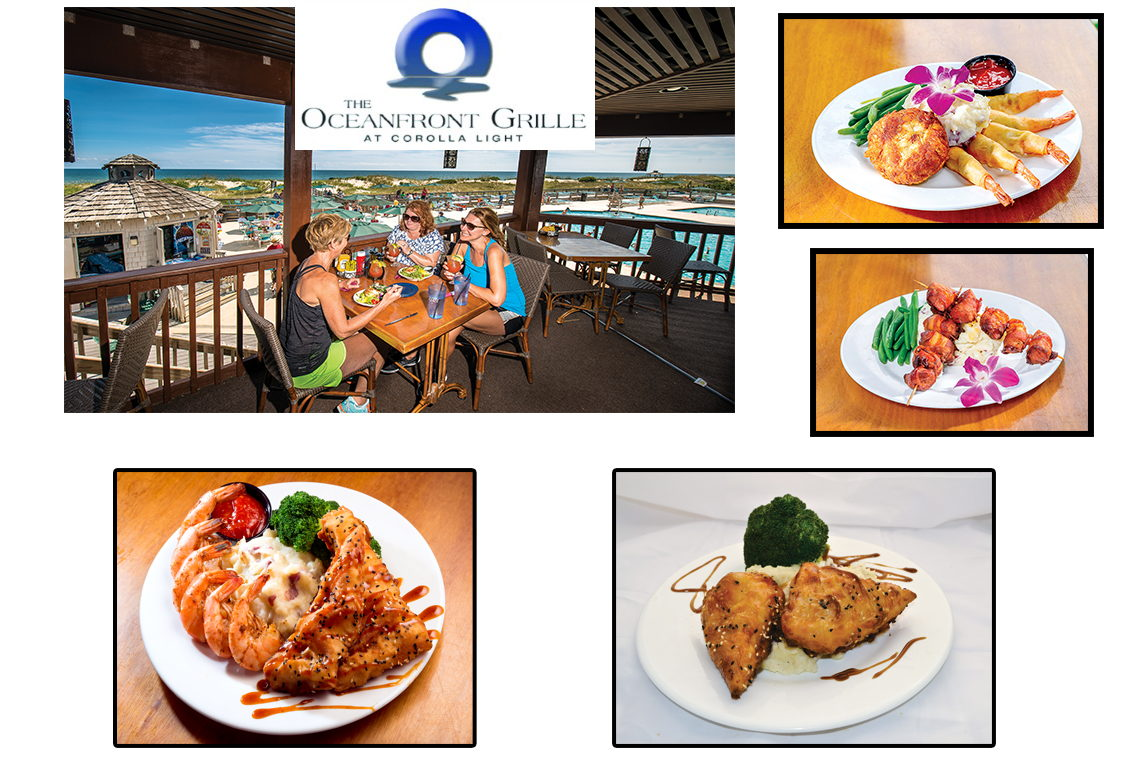 The Oceanfront Grille