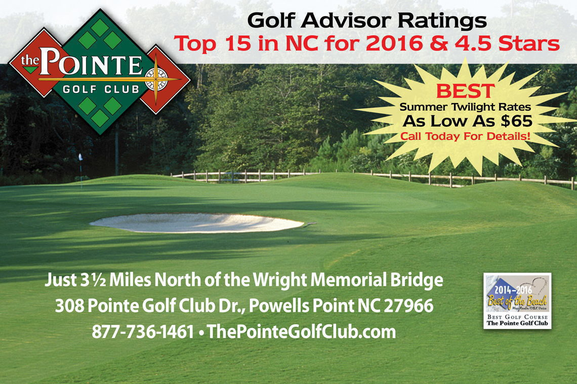 The Pointe Golf Club