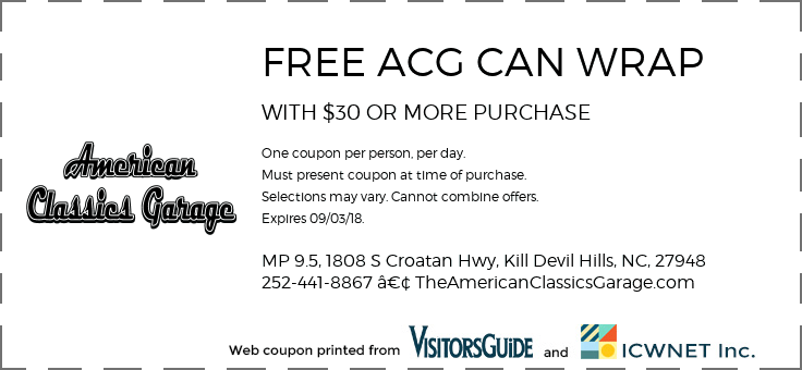 FREE ACG CAN WRAP