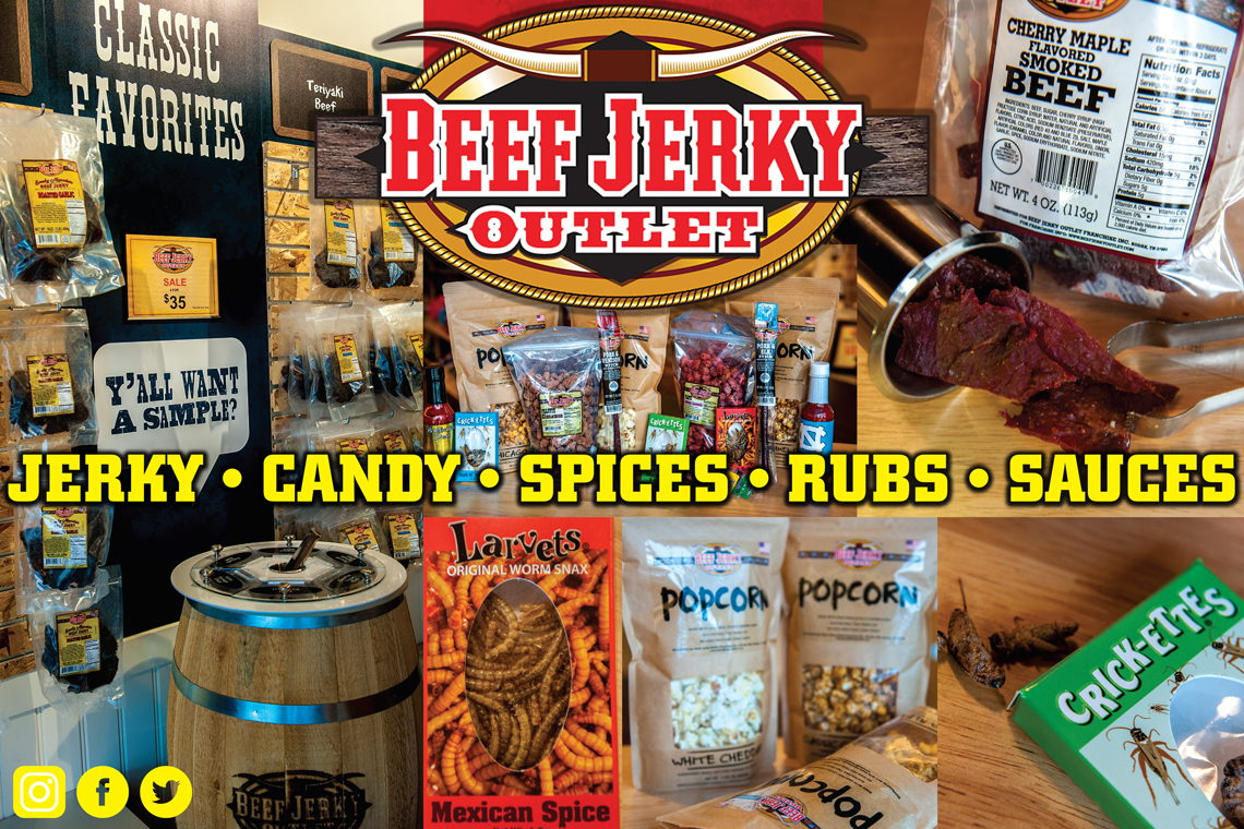 Beef Jerky Outlet- Outer Banks