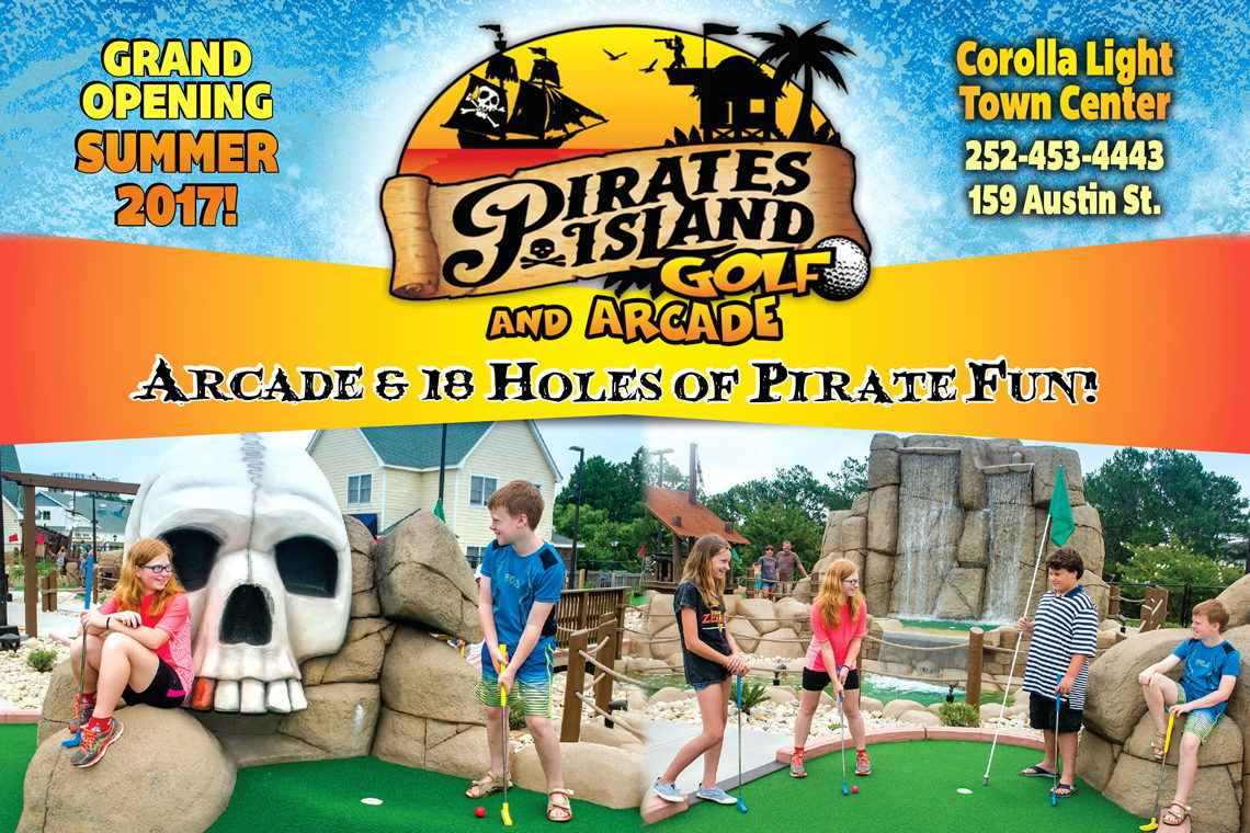 Pirates Island at Corolla Light Town Center