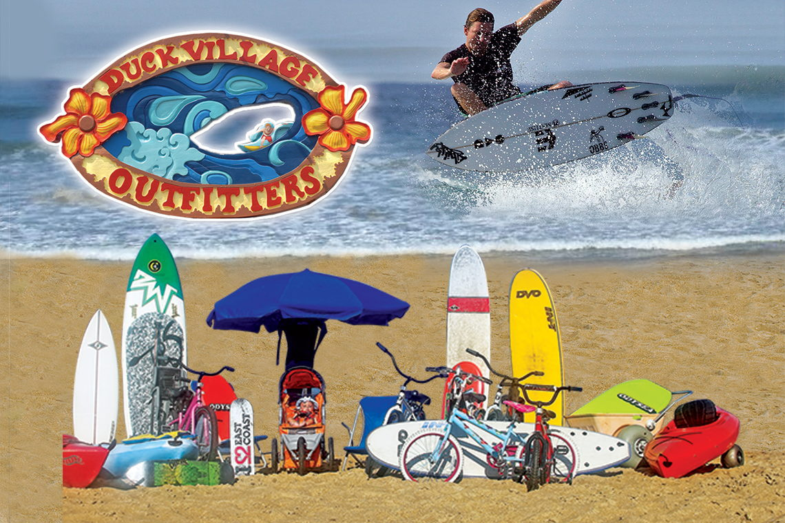 10 % OFF RENTALS, SURF SHOP, KAYAK