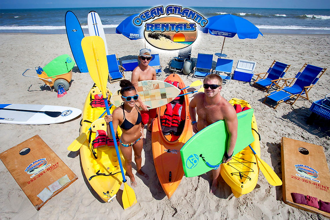 Top Outer Banks Kayak Rentals For 2019 Outerbanks Com