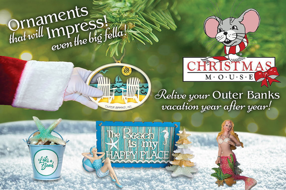 Christmas Mouse.The Christmas Mouse Outerbanks Com