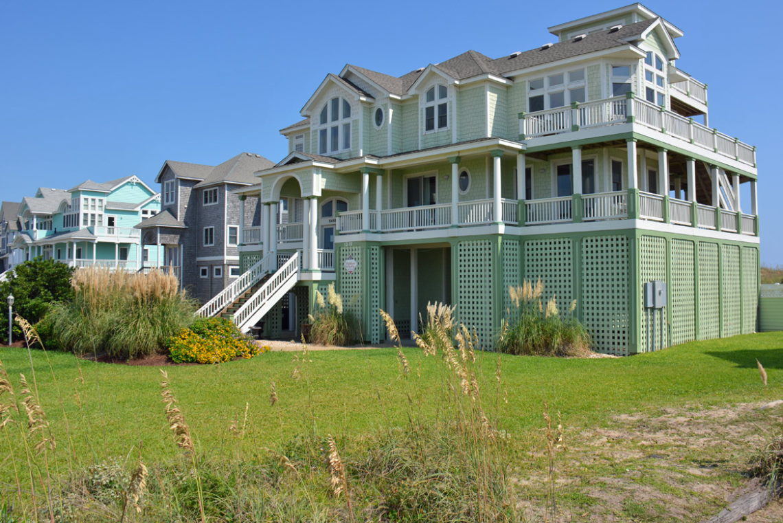 Buxton Vacation Rentals - OuterBanks.com