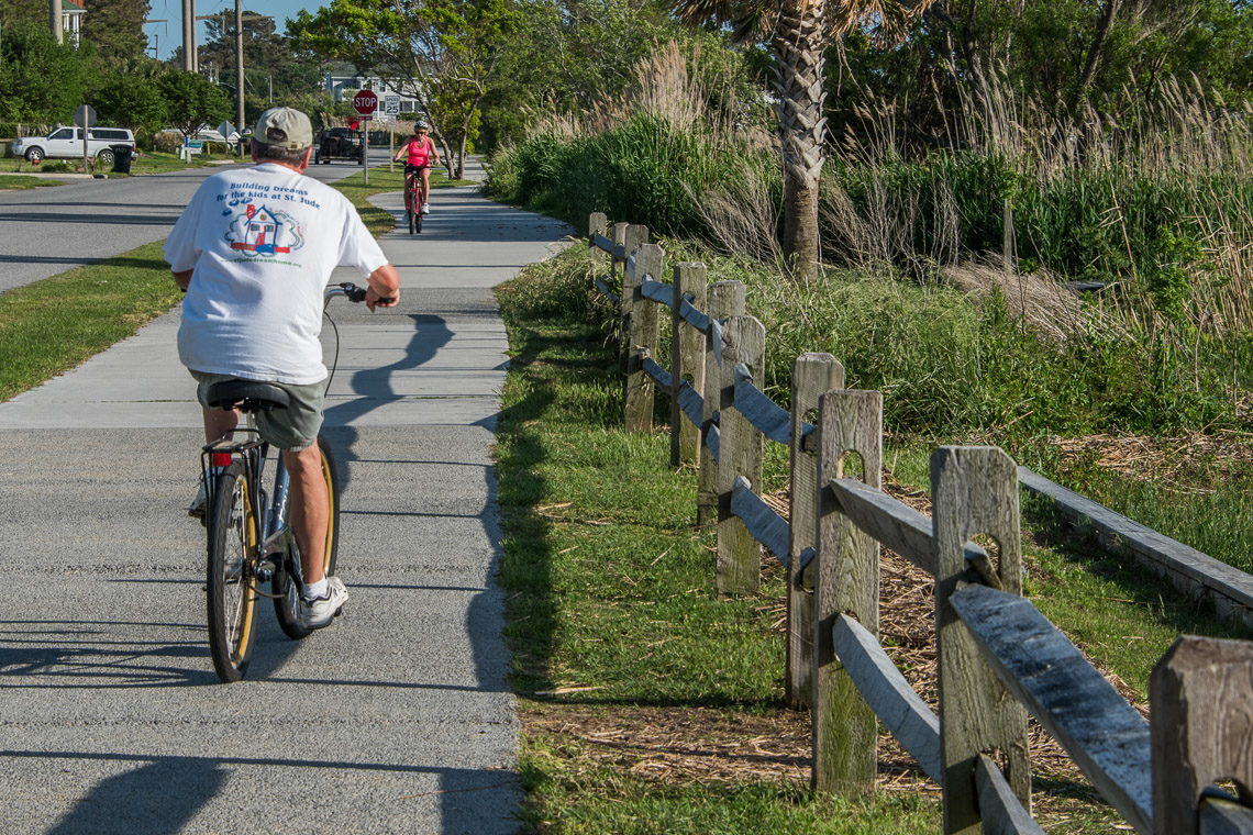 Biking the Outer Banks - OuterBanks.com